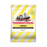 Fisherman's Friend Lemon Sugar Free, Extra Fresh Pastilles