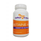 Betaine HCL with pepsin 648mg