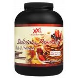 Delicious Pancakes - Oats & Protein