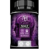 NALT (N-acetyl-l-tyrosine) NEW (500mg nalt + 2mg P5P)
