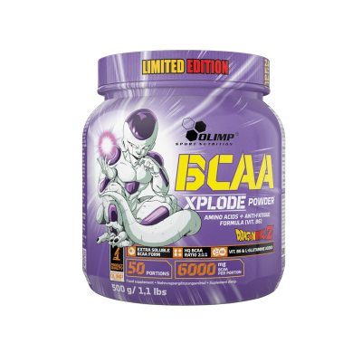 BCAA Xplode Powder Dragon Ball Series Z