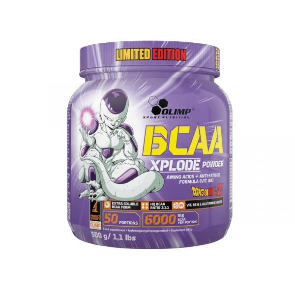 BCAA Xplode Powder Dragon Ball Series Z