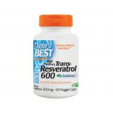 Trans Resveratrol 600