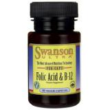 Folic Acid & B-12