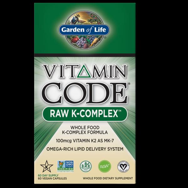 Vitamin Code RAW K-Complex