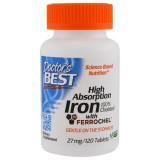 High Absorption Iron - 27 mg