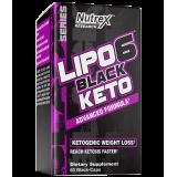 Lipo-6 Black KETO BHB Caps