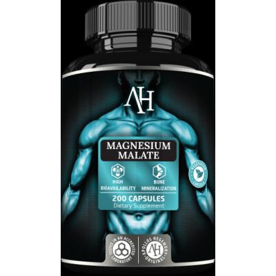 Magnesium Malate + P5P (jabłczan magnezu v2)