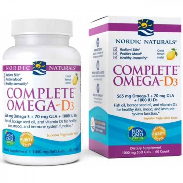 Complete Omega-D3 565mg