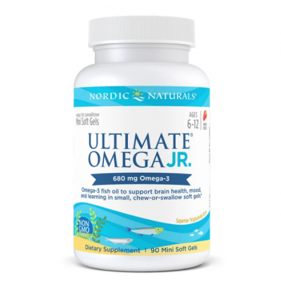 Ultimate Omega Junior 680mg