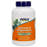 Calcium & Magnesium Powder with D3 (cytryniany)