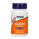 CoQ10 Koenzym Q10 100mg with Hawthorn Berry