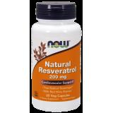 Natural Resveratrol 200mg