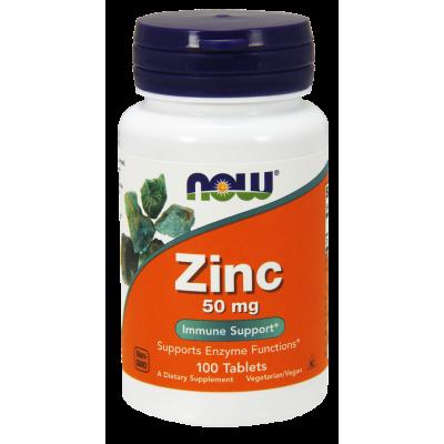 Zinc Gluconate 50 mg (cynk)