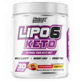 Lipo-6 KETO BHB Powder with caffeine & tyrosine