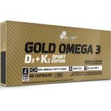 Gold Omega-3 D3 + K2 Sport Edition