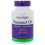 Omega-3 Flaxseed Oil 1000mg