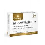 Protego Witamina K2+D3