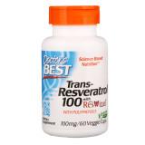 Trans-Resveratrol with ResVinol-25 100mg