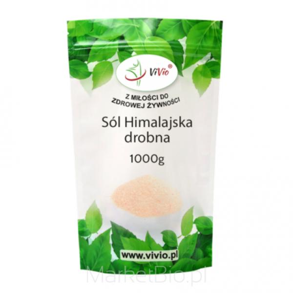 Sól HImalajska Mielona