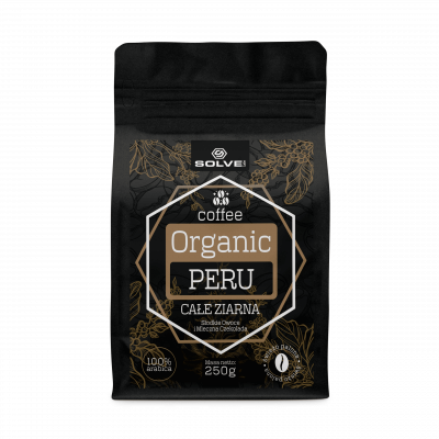 Kawa Organic Peru (świeżo mielona)