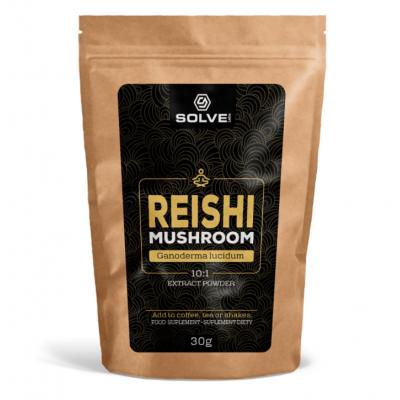 Reishi 10:1 Mushroom Powder