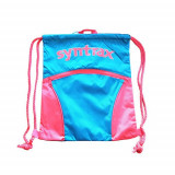 SYNTRAX Drawstring AeroBag Blue Pink