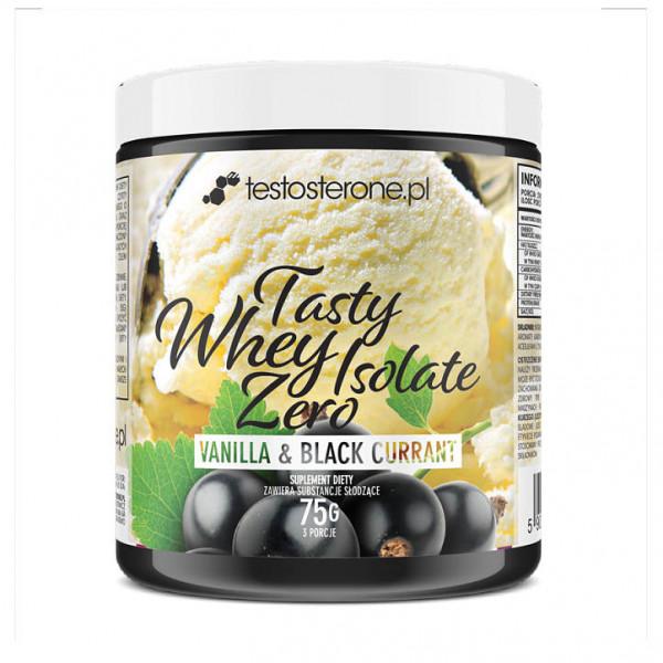 Tasty Whey Isolate 75g (Sample BOX)