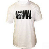 T-Shirt Animal White